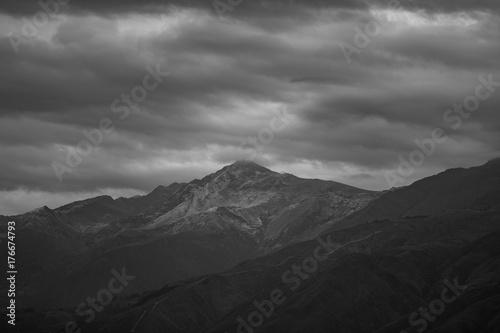 Misty Mountains Plakat