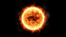 Sun Solar Flare Particles Coro...