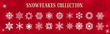 White Snowflakes Winter & Merr...