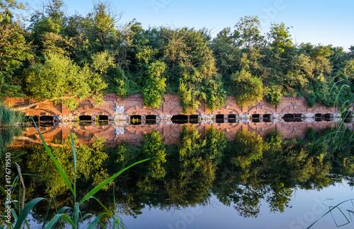 Papiers peints Fortification Fort VII Zbarż – jeden z fortów pierścienia zewnętrznego Twierdzy Warszawa położony w dzielnicy Włochy w pobliżu lotniska im. Chopina