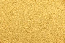 Couscous Grain Close Up Backgr...