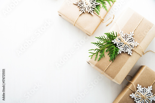 Christmas Handmade Gift Bo Decorated