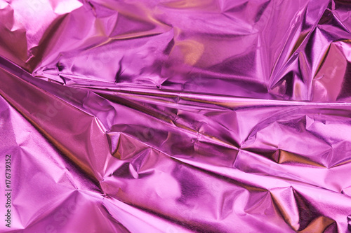 Violette Metallfolie - 176739352