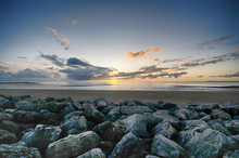 Morecambe Sea View Beach
