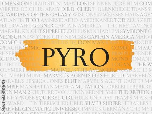 Pyro Poster