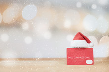 Christmas Shopping Idea Concep...