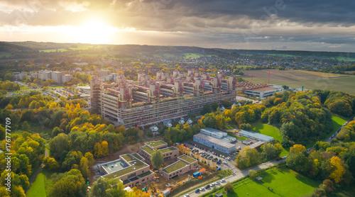 Obraz na płótnie Szpital Aachen