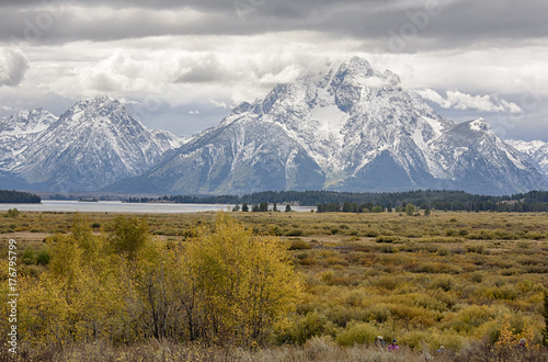Oxbow Bend in Grand Teton National Park #176795799