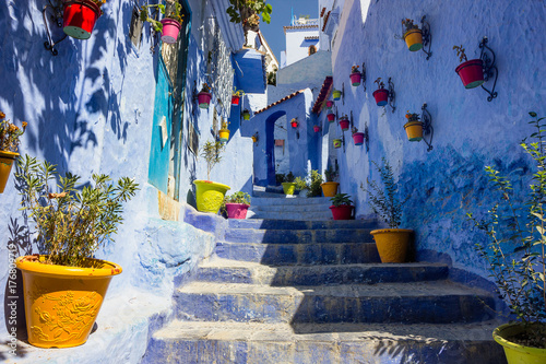 Recess Fitting Morocco Chefchaouen