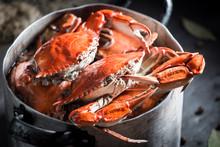Preparation For Homemade Crab ...