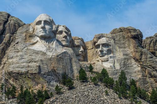Fotografie, Obraz  Mount Rushmore