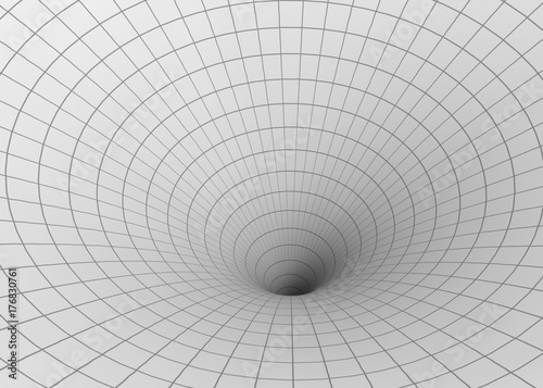 Curvature of the Space-Time