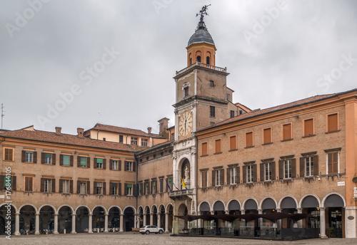 Fototapeta Ratusz w Modenie we Włoszech