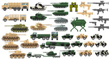 Modern Army Military Tanks And...
