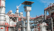 Modernized industrial oil and chemical complex and factories / heavy industry