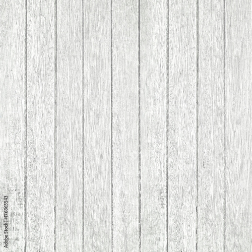 Tuinposter Hout white wood wall background
