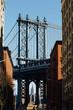 Manhattan Bridge from Dumbo area
