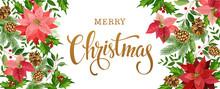 Christmas Design Composition O...