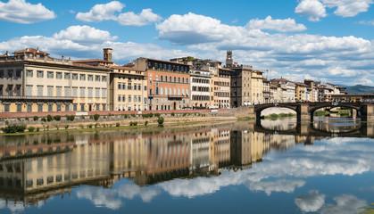 Fototapeta na wymiar Florence reflections 3