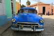Wunderschöner Oldtimer auf Kuba (Karibik)