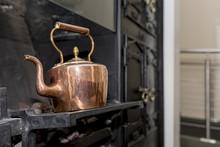 Vintage And Antique Copper Ket...