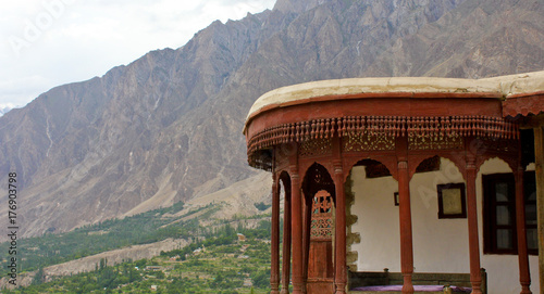 Fototapeta Baltit Fort Hunza Pakistan