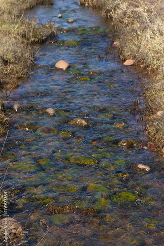 Fotografia  Agua Corriente en Arroyo