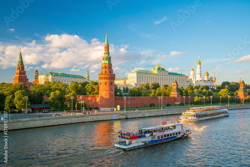 Foto op Canvas Moskou The Moscow Kremlin
