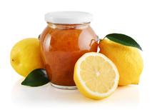 Lemon Jam Jar