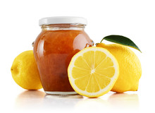 Lemon Jam Jar