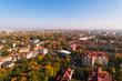 Aerial view of Kaliningrad city
