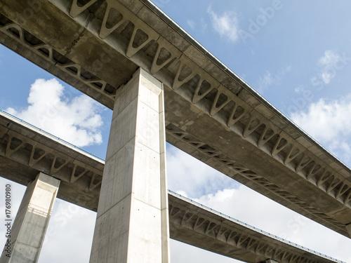 Fotografía  Puente, Puente de Autopista