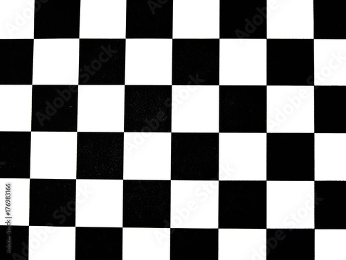Keuken foto achterwand F1 squares consisting of black and white,ground,background,texture