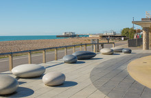 Worthing Seafront, West Sussex, England