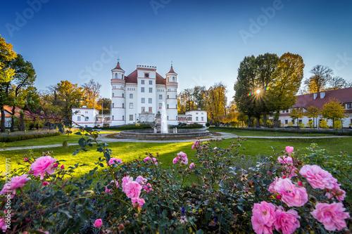 Fototapeta Pałac w Wojanowie obraz