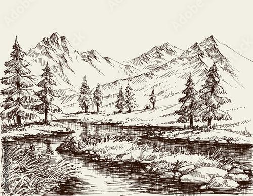 szkic-widok-gorski