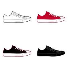Low Sneakers/Shoes Custom/Temp...