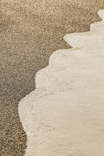 Abstract Background Image Of Beach Sand