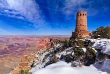 The Desert View Watchtower Sta...