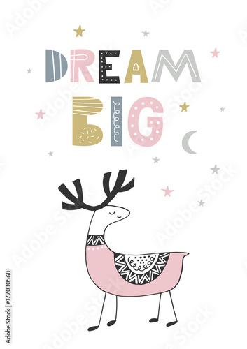 dream-big-ladny-recznie-rysowany-plakat-dla-dzieci-z-odrecznym-napisem-w-stylu-skandynawskim-ilustracji-wektorowych