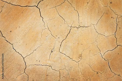 Zdjęcie XXL Tekstura sucha ziemia, globalny nagrzanie pojęcie