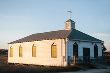 Small Christian Church In Southern United States