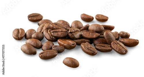 Deurstickers koffiebar Closeup.