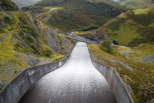 The Overflow At Llyn Brianne R...
