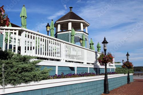 Fotografia, Obraz  Potomac River waterfront, Old Town Alexandria