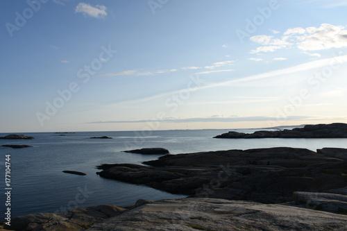 Fotografia  Norwegen, Norge, Verdens Ende, Oslofjord, Ende, Fjord, Insel, Tjøme, Vestfold, S
