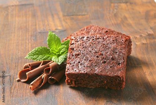 Plakat Ciasteczka z kawałkami czekolady