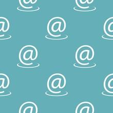 Email Address Pattern Seamless...