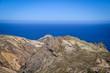 Landscape of Porto Santo Island