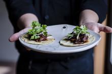 Fancy Taco Plate